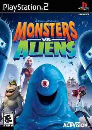 Descargar Monsters Vs Aliens [English] por Torrent